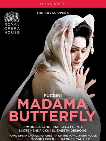 2017: MADAMA BUTTERFLY
