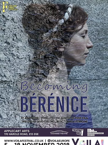 2018: Becoming Berenice