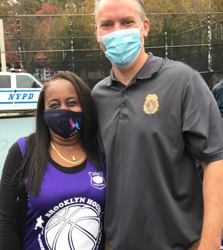 Dermot Shea Dermot Shea - police commissioner of the City of New York