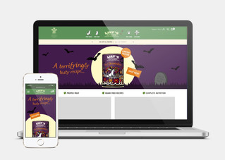 Halloween Tin Launch Campaign