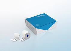 Packaging design for till roll