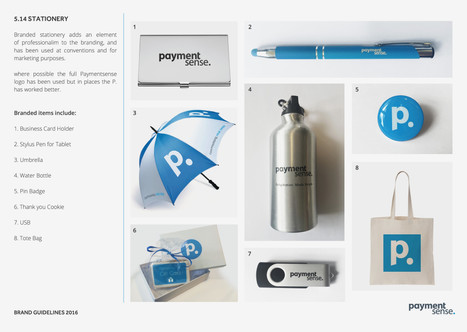 Promotional item design