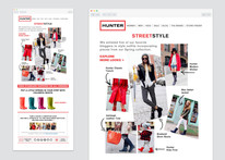 Street Style Trend email 15 April 2013