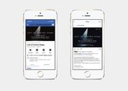 Social media event content design