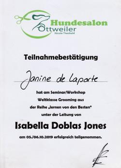 Isabella Doblas Jones