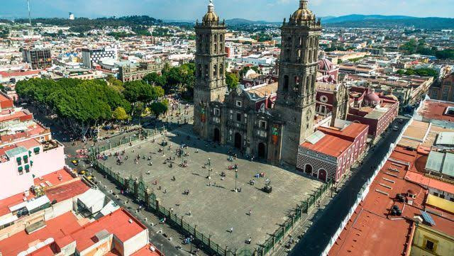 Catedral and centro histórico.