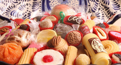 Typical candies.
