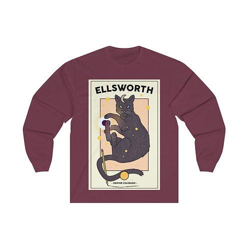 Ellsworth Cat Long Sleeve Tee