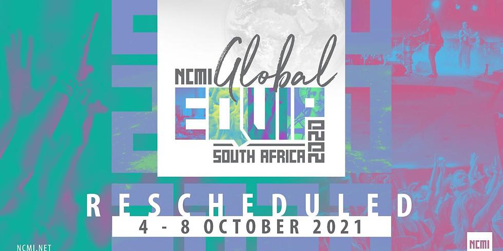 RESCHEDULED- NCMI Global EQUIP 2021 (South Africa)
