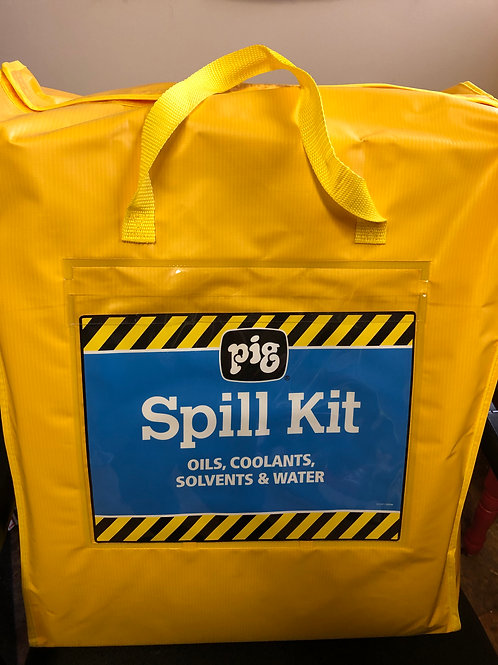 NEW PIG SPILL KIT- 9 GAL.