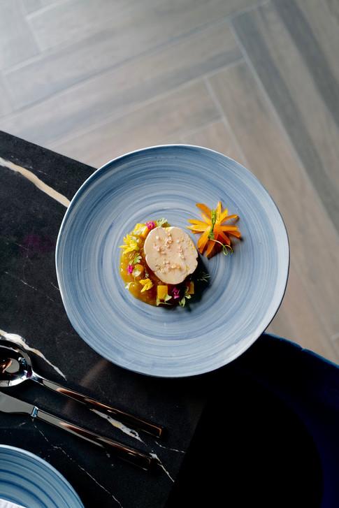 Foie gras - L'Arôme by the sea