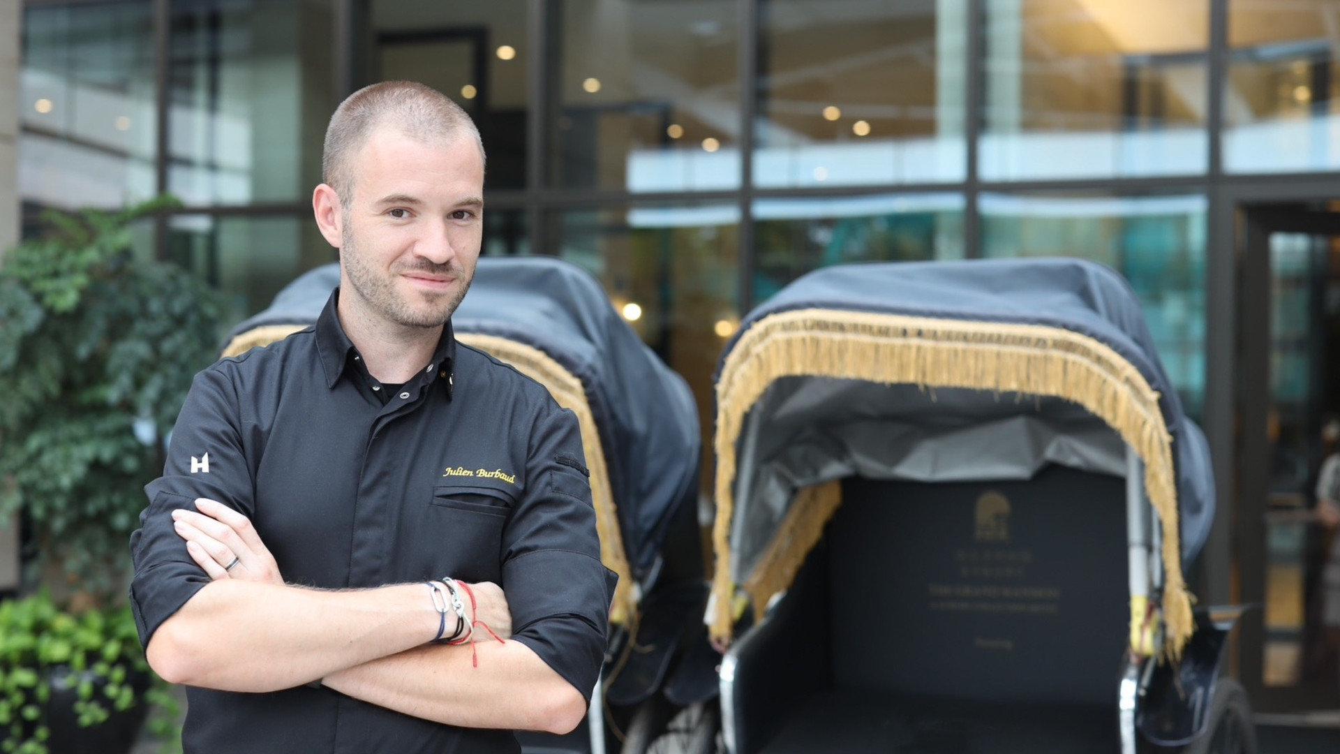 Chef Julien BURBAUD