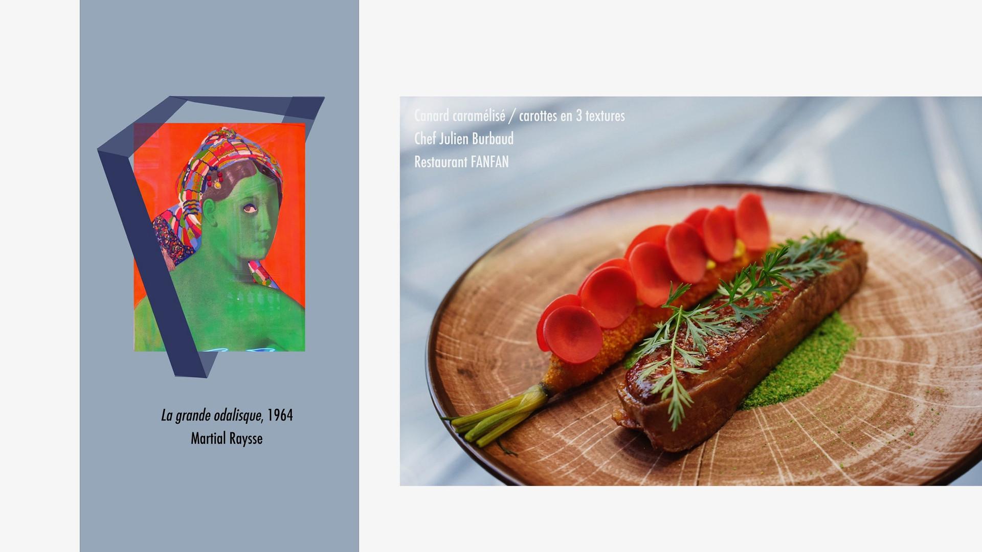 Fanfan Gastronomie fusion franco-asiatique