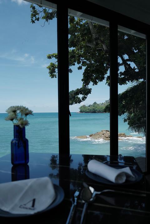 L'Arôme by the sea restaurant