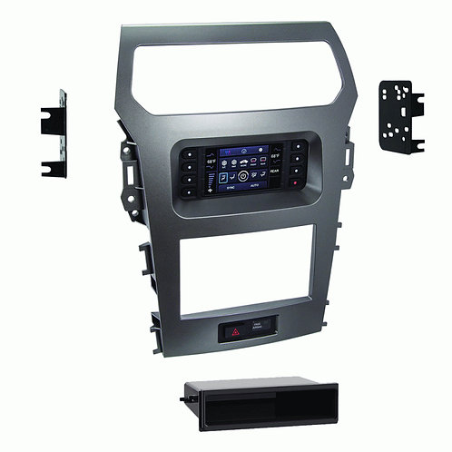 99-5847 Ford Explorer (with Factory 4.2-Inch Screen) 11-15
