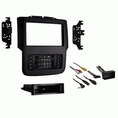 99-6527B Dodge Ram 13-17 (with touchscreen) (Select Models)