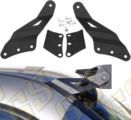 """1999-2006 Chevy & GMC Light Bar Brackets in 50"""" 