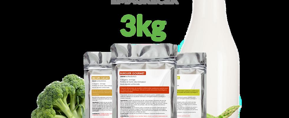 EMAGRECER 3kg