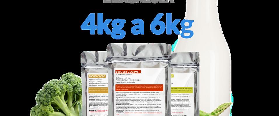 EMAGRECER DE 4kg A 6kg