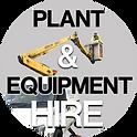 Plant Hire banner
