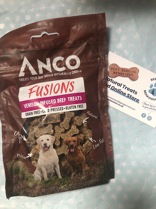 Anco Fusions Venison & Beef