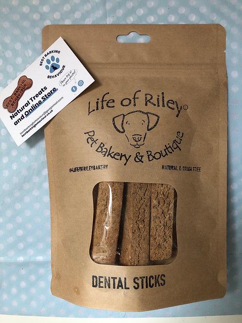 Life of Riley Minty Dental Sticks