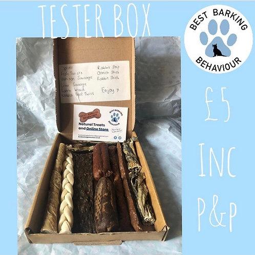 Tester Box - Free P&P