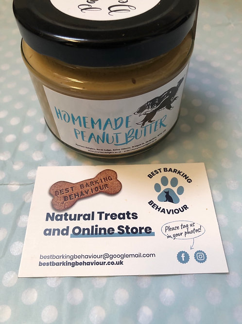 Pawfect delights Peanut Butter