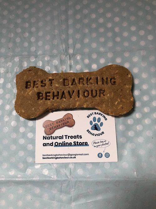 LifeofRiley Best Barking Behaviour Bone