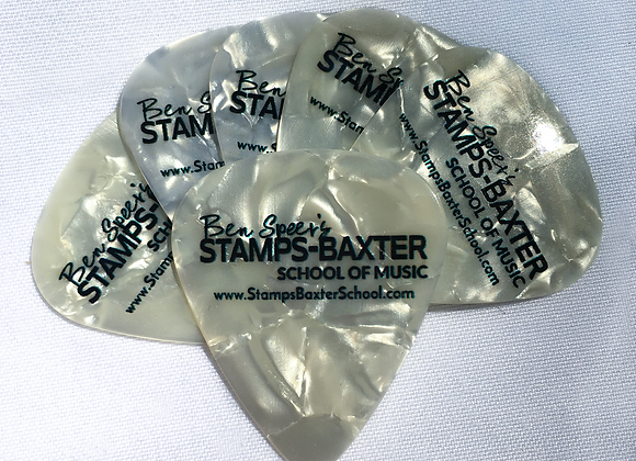 Stamps-Baxter Guitar Picks (Set of 4)