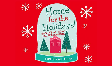 This video gives an overview of SWSRA's new Home for the Holidays At-Home Recreation Box.