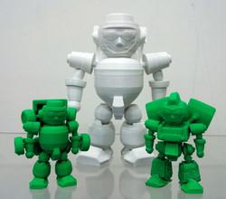 3D 프린터 테스트 출력