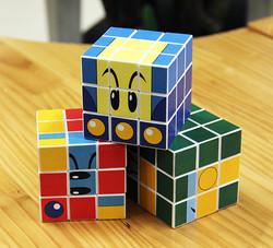 큐볼 큐빅퍼즐 샘플