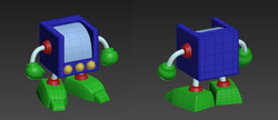 큐볼 테스트 3D모델링