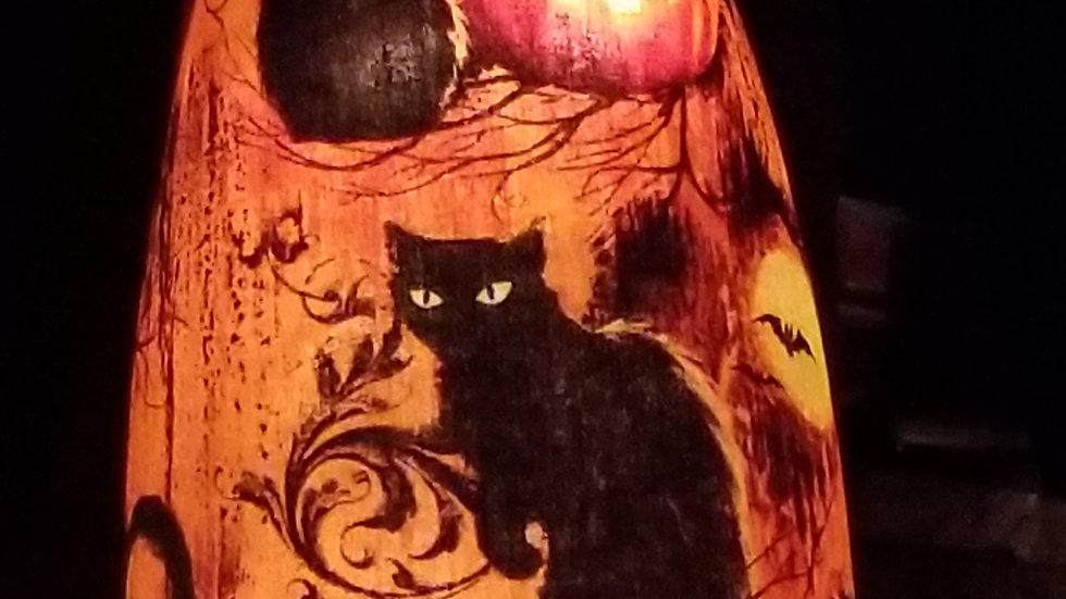 Large Halloween Cheyenne Lanterns
