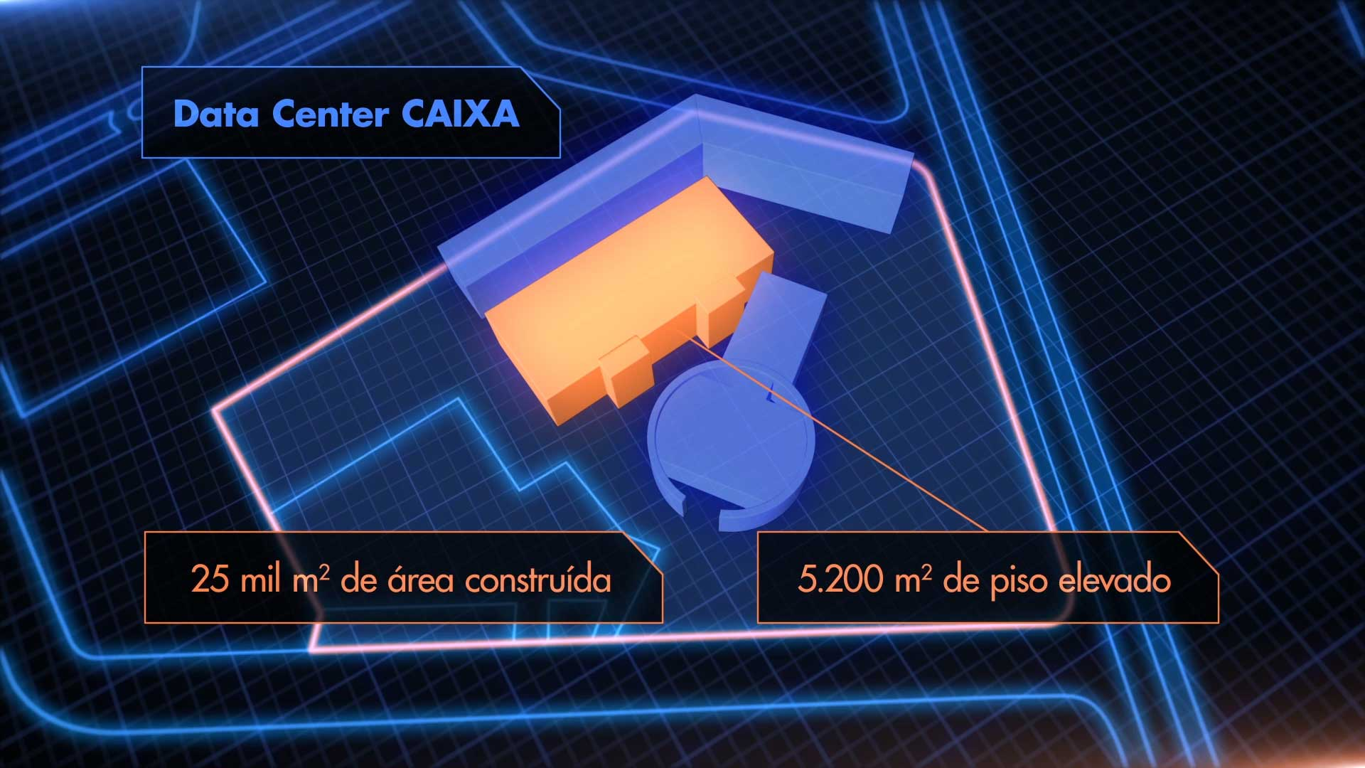 Datacenter Caixa