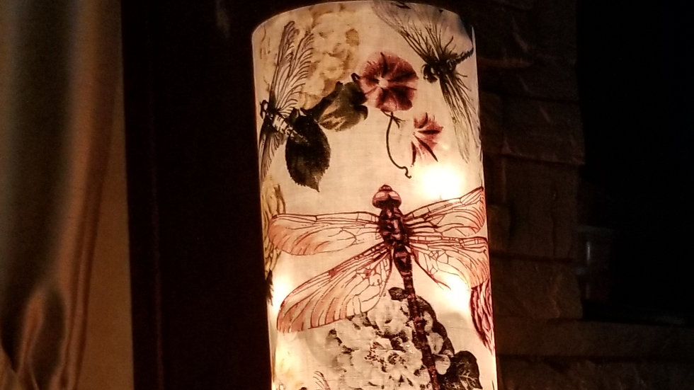 Large Cylinder Lanterns