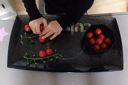 Montessori tomates