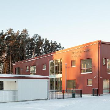 Irjala kindergarten and school