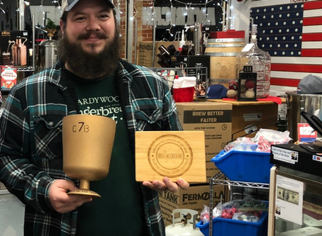 2020 Seven City Brewer of the Year August 14th Update