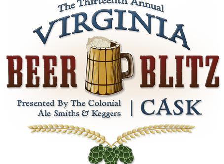13th Annual Virginia Beer Blitz Results