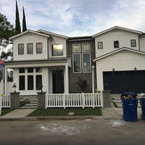 New Construction Residential Painting Project