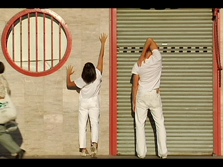 Chinatown: Watermark film selected for Jacksonville Dance Film Festival