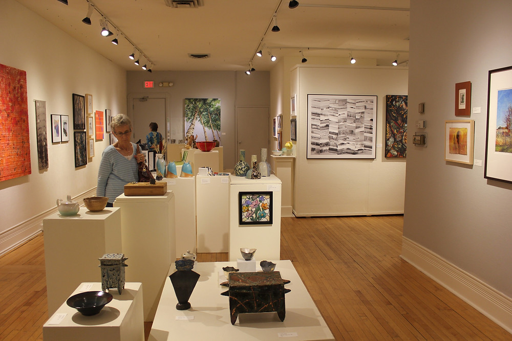 The Northfield Arts Guild Gallery
