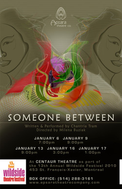 Someone Between Poster