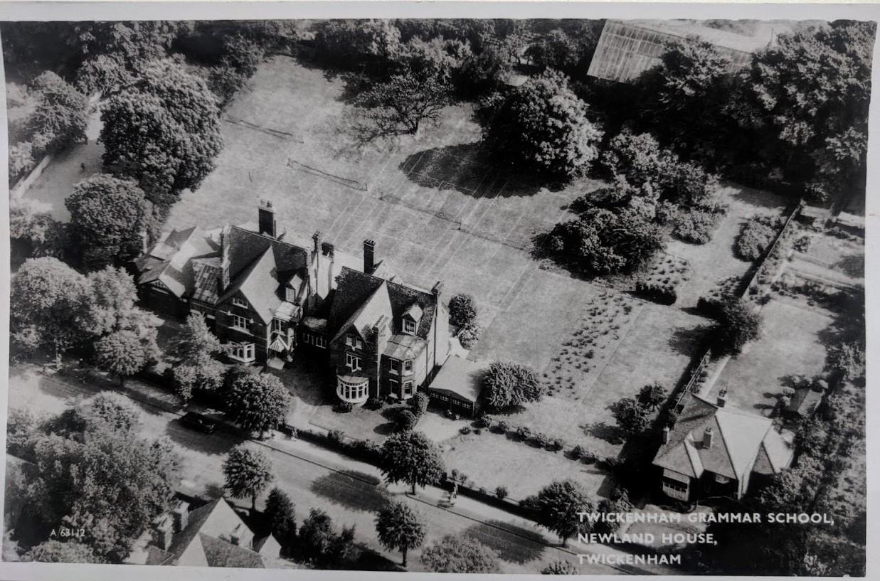 Aerial view sometime pre 1962