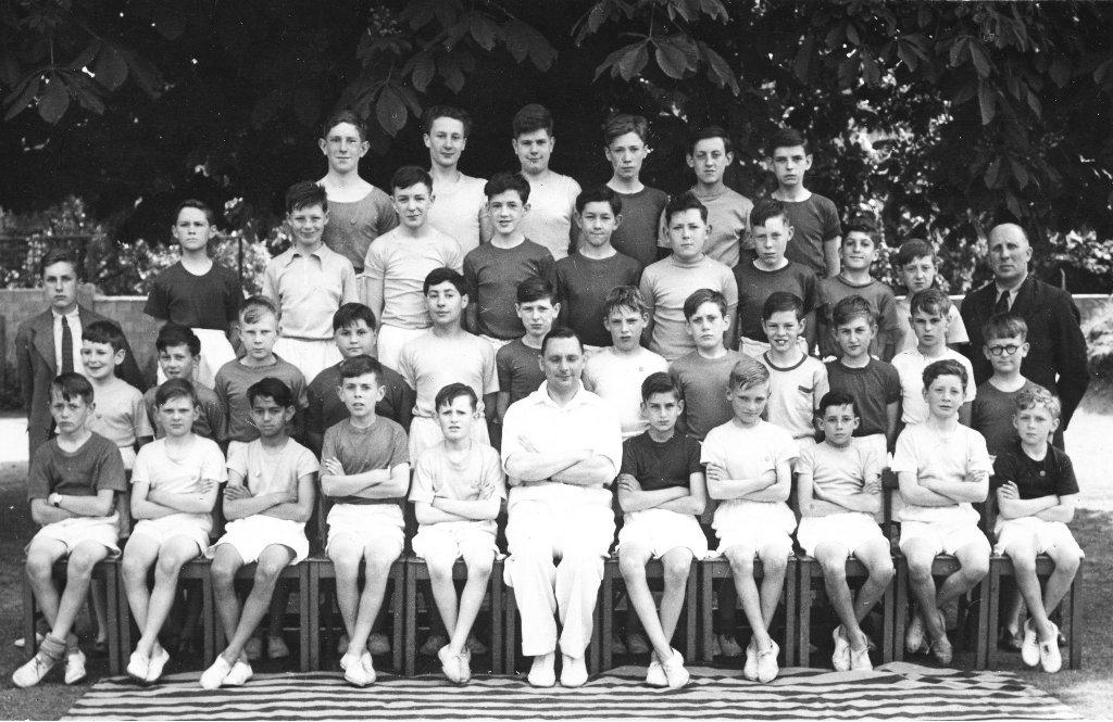 Twickenham Grammar circa 1950