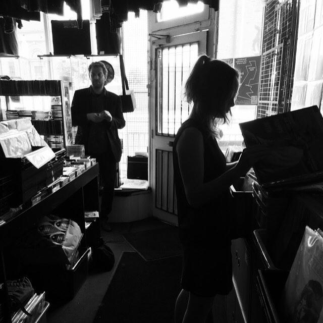 Discovery music store Bradford