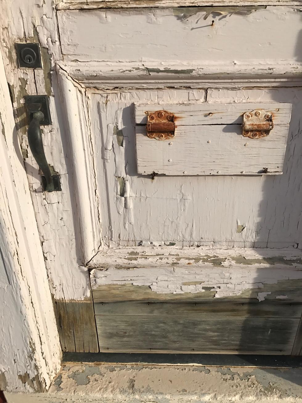 Childress Doorway