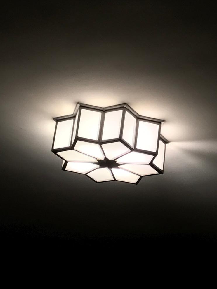 LaGuardia Light Fixture